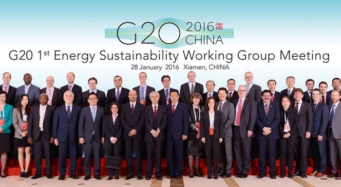 Встреча членов G20 в Китае: необходимо ускорение роста мировой экономики