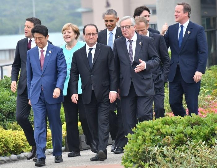 Санкции против России будут продлены в июне, - Дэвид Кэмерон на саммите G7
