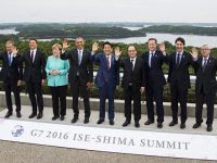 Синдзо Абэ призвал лидеров G7 бороться с уклонением от налогов