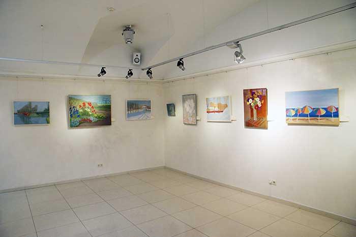 Бизнес идея: открытие галереи искусств