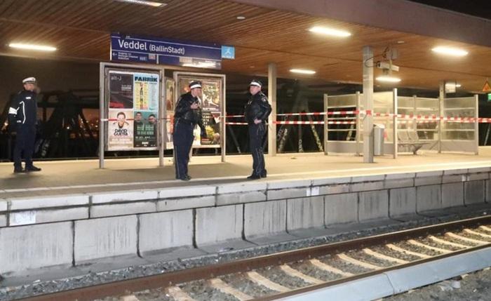 На железнодорожном вокзале Гамбурга прогремел взрыв