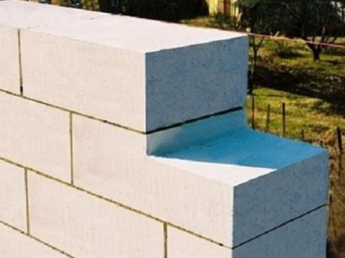Технология строительства частного жилого дома из газобетона