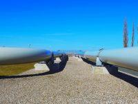 """Газпром: 200 млрд кубов газа отправлено в ЕС через """"Северный поток"""""""