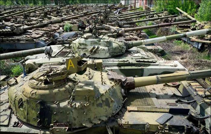 Генерал-майор констатировал устарелость 80% автомобильной техники в армии Украины