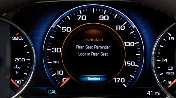 General Motors: новая функция спасет от теплового удара в авто