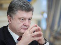 Герасимов объяснил, почему Порошенко не встретился с делегатами акции протеста
