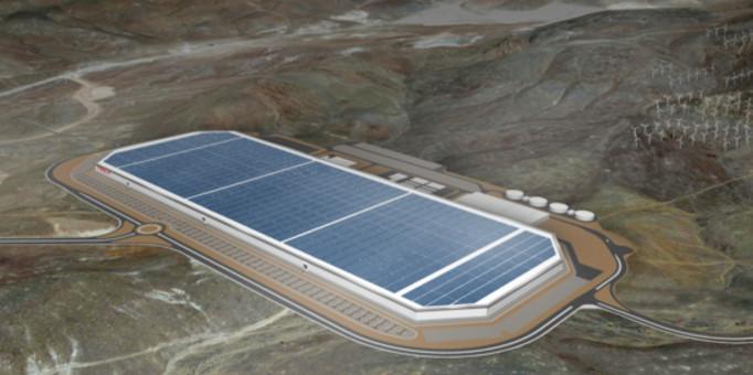 Германия начинает строительство завода литий-ионных батарей, чтобы конкурировать с Gigafactory Tesla