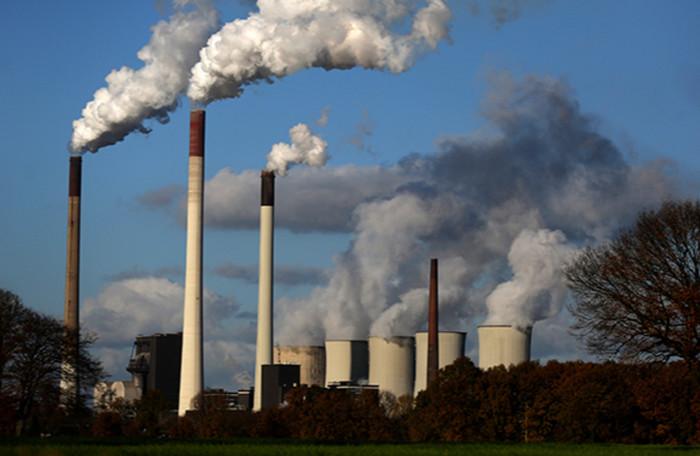 Германия не сможет снизить выбросы углекислого газа до 2020 года