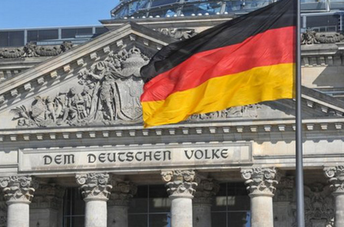 Германия показала рекордный бюджетный профицит