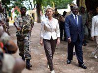 Германия пообещала военную поддержку Африке в борьбе с исламским государством