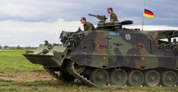 Германия рассматривает изменения политики в сфере европейской обороны