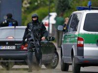 Германия: в Эрфурте оцепили правительственный район из-за подозрительных писем
