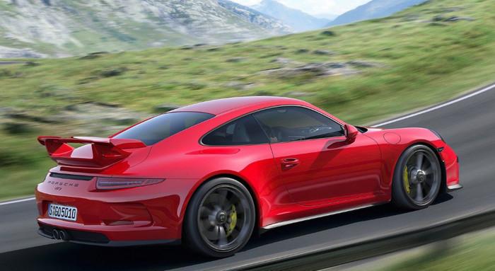 Германия: власти проверят реальный уровень выбросов автомобилей Porsche