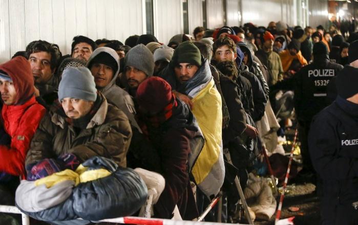Германия завершает прием беженцев в рамках миграционной программы Евросоюза