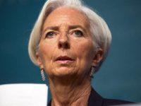 Глава МВФ Кристин Лагард может стать президентом Комиссии ЕС