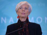 Глава МВФ не исключает приход мирового финансового кризиса