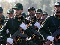 """Глава революционной гвардии Ирана угрожает США """"поучительным уроком"""""""