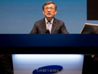 Глава Samsung уходит в отставку на фоне беспрецедентного кризиса