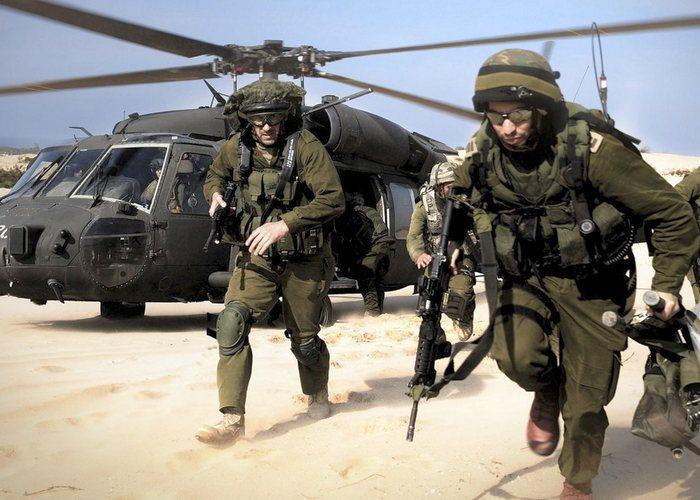 Рейтинг милитаризации 2016: Израиль - лидер, Украина - на 15 месте