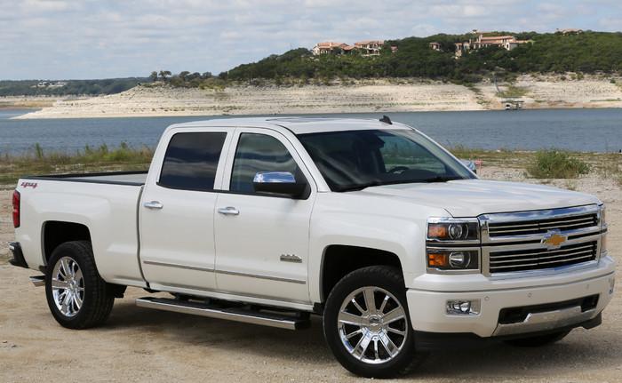 GM отзывает 800 тысяч пикапов из-за неисправности рулевого управления