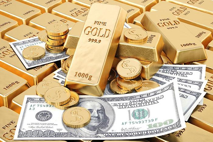 В июле международные резервы России сократились на 4 миллиарда долларов