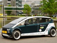 """Голландские студенты разработали """"биоразлагаемый"""" автомобиль"""