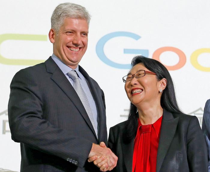 Google заключил сделку по приобретению подразделения смартфонов HTC