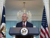 Госсекретарь Рекс Тиллерсон опроверг слухи об отставке