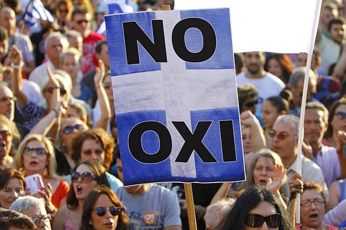 На референдуме Греция народ отказался от предложениям кредиторов - результаты экзит-полов