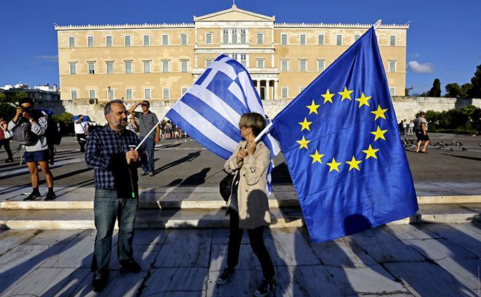 Греция не погашает долги МВФ, но Японии 85 миллионов евро выплатила