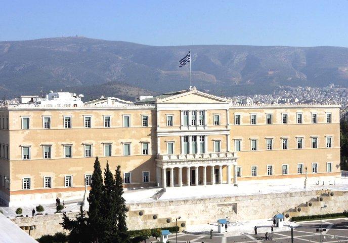 Греческий парламент принял третий пакет макрофинансовой помощи