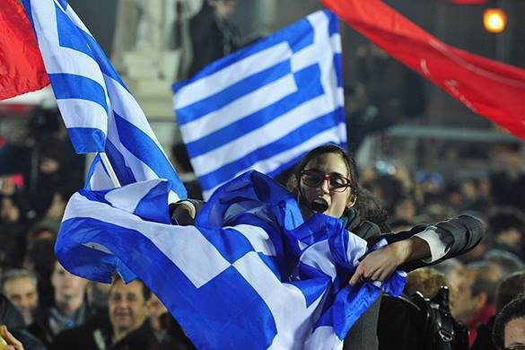 В Греции технически признан дефолт, Еврогруппа отказала в финпомощи