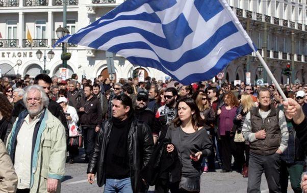 С 6 мая в Греции стартовала двухдневная всеобщая забастовка