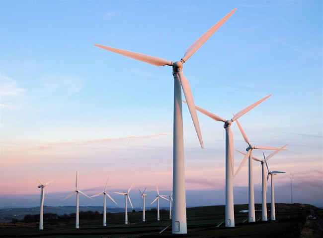Гугл выкупил электроэнергию с ветряков Норвегии на 12 лет вперед