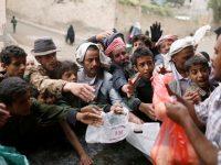 Гуманитарная помощь не доходит до жителей Йемена