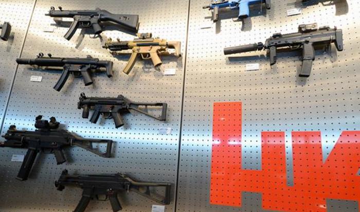 Heckler&Koch будет продавать оружие только в странах НАТО и ЕС