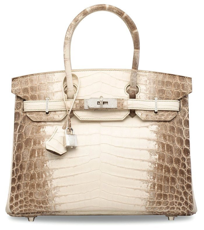 Hermès Himalaya: с молотка ушла самая дорогая сумка в мире