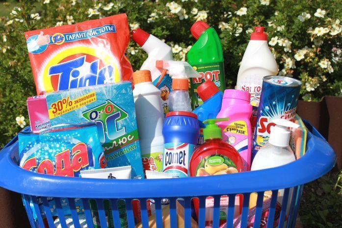 После продуктов в России взялись уничтожать бытовую химию Henkel, Procter&Gamble и Colgate-Palmolive