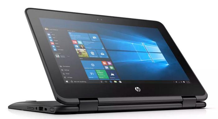 HP сделал крепкий ноутбук для школьников