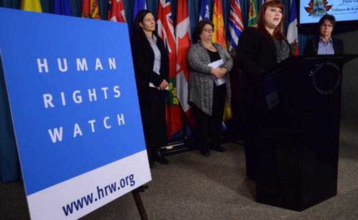 Human Rights Watch: Украинская власть не выполнила обязательства в области прав человека в 2017 году