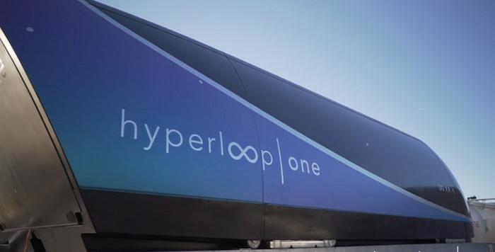 Hyperloop преодолел порог скорости в 387 км в час