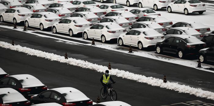 Hyundai и Kia отзывают 240000 автомобилей по всей Южной Корее