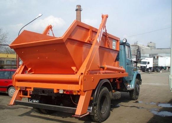 Идея для бизнеса: вывоз мусора