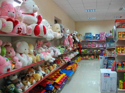 Организация бизнеса: продажа товаров для детей через интернет магазины