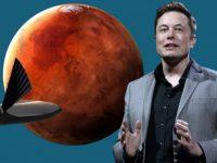 Илон Маск объявил о посадке первого корабля на Марс в 2022 год