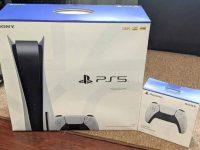 Новая игровая приставка Sony Playstation