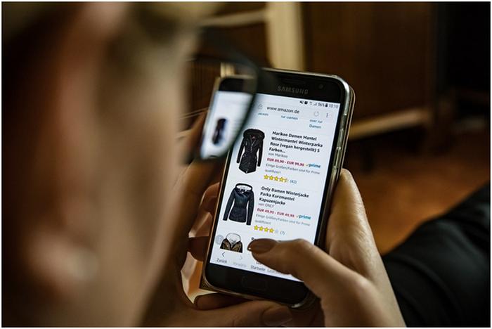 Продаж товарів в інтернеті