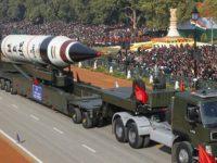 Индия испытала межконтинентальную ракету на фоне угроз со стороны Китая и Пакистана
