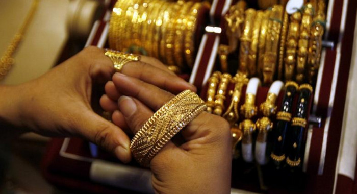 Индия увеличила импорт золота на 37%