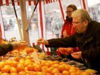 Инфляция в Германии вызвала рост цен на продукты питания